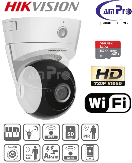 HIKVISION DS-2CD2Q10FD-IW