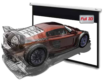 full3d-car-screen
